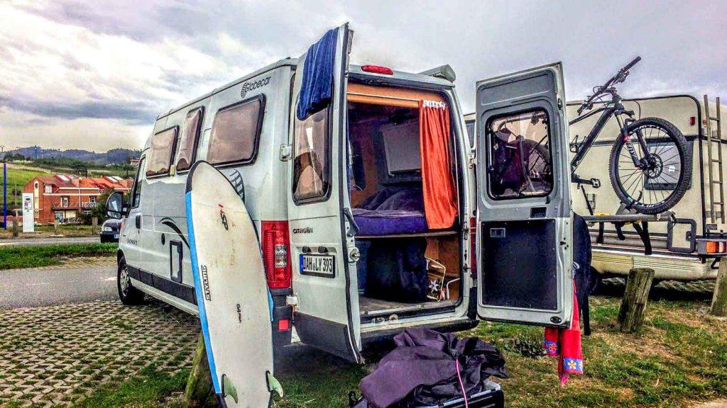 Camper accessoires