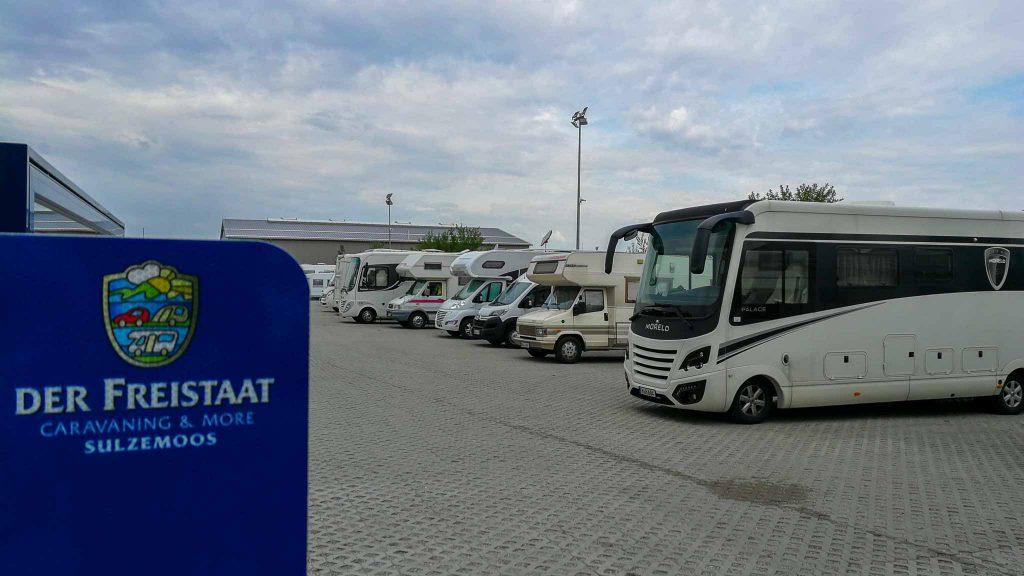camper kopen Duitsland